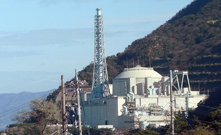Реактор на быстрых нейтронах «Мондзю» в префектуре Фукуи, Цуруга