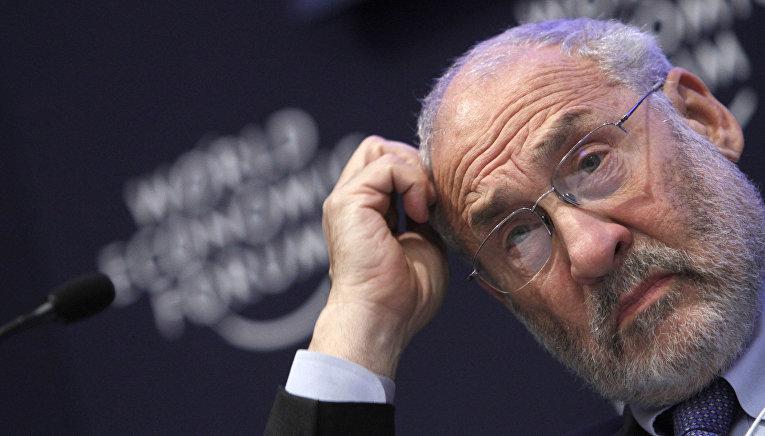 Американский экономист Джозеф Стиглиц
