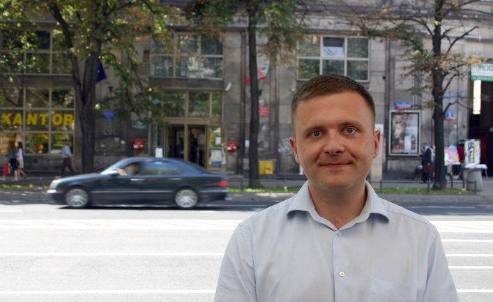 Матеуш Пискорский, директор Европейского центра геополитического анализа