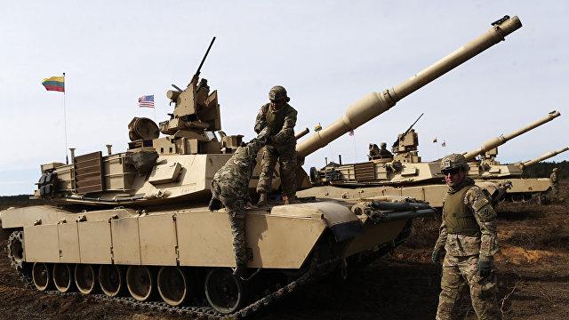 Polskie Radio (Польша): танки Abrams заступают на службу в Польше