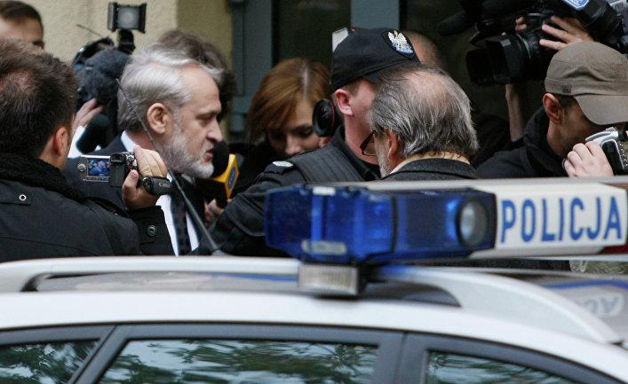 Полиция Польши задержала Ахмеда Закаева