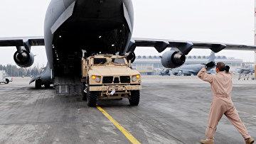 База ВВС США, Манас, Киргизия