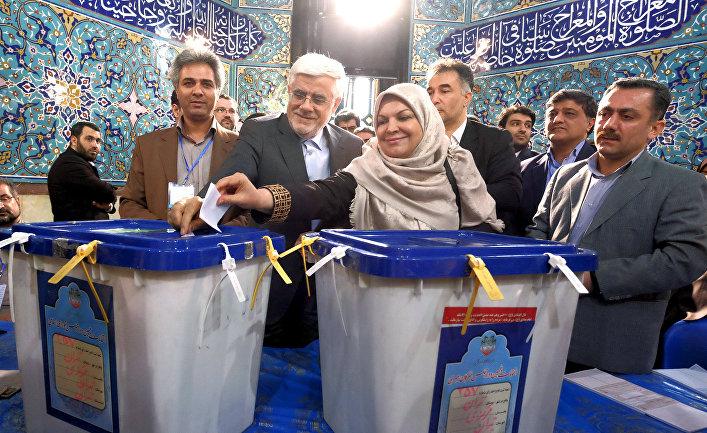 Выборы в парламент и в совет религиозных экспертов в Иране