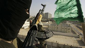 Член движения «ХАМАС»