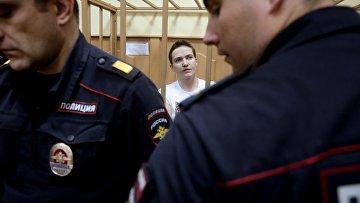 Рассмотрение жалобы адвокатов украинской летчицы Надежды Савченко