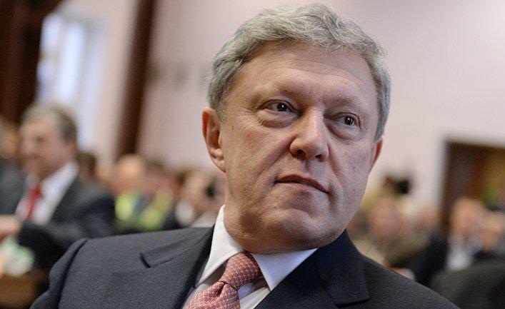 """XVIII съезд партии """"Яблоко"""""""