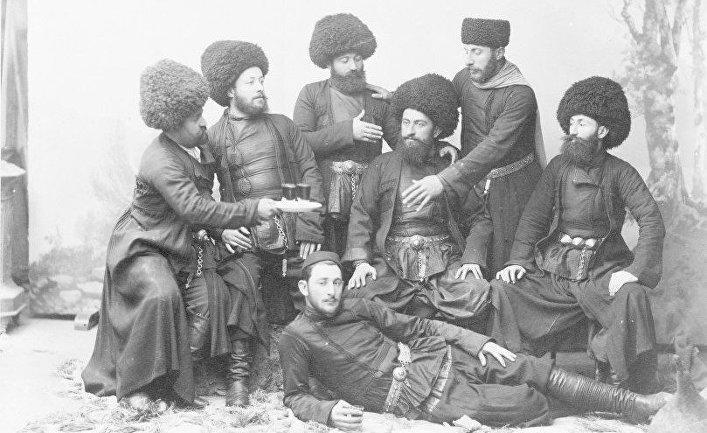 Русские казаки, 1880-1900 гг.