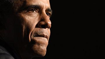 Президент США Барак Обама. 2015 год