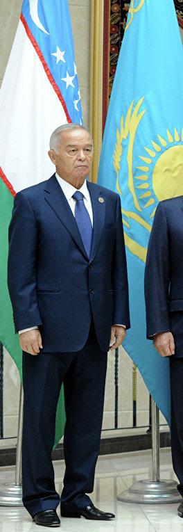 В.Путин участвует в саммите ШОС в Бишкеке