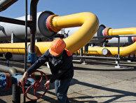 Газопровод во Львовской области