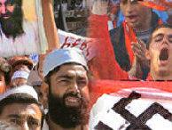 Исламисты и неонацисты - зелено-коричневый альянс ('Epoca', Испания) picture