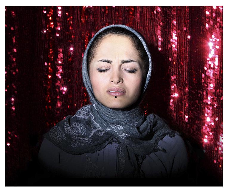 Женщины-фотографы из Ирана