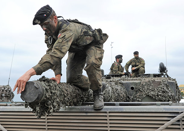 Расширение НАТО навосток