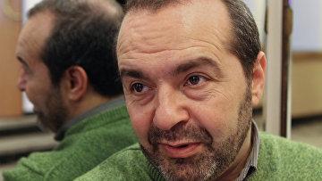 Писатель Виктор Шендерович, архивное фото