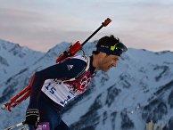 Олимпиада 2014. Биатлон. Мужчины. Индивидуальная гонка