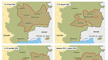 Два года войне на востоке Украины