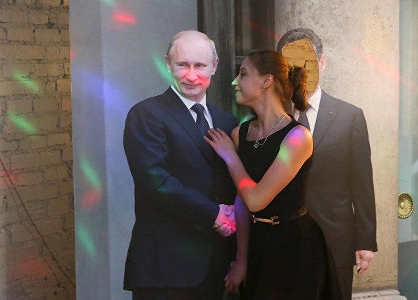 Сибирское Путин-кафе