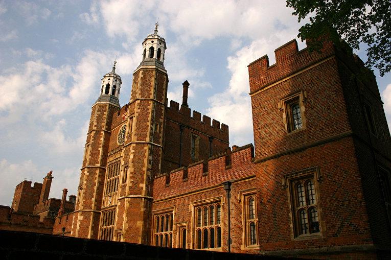 Итонский колледж в Великобритании