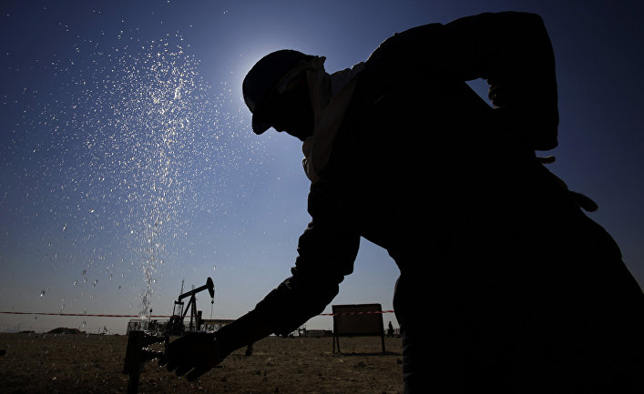 Нефтяное месторождение в Бахрейне