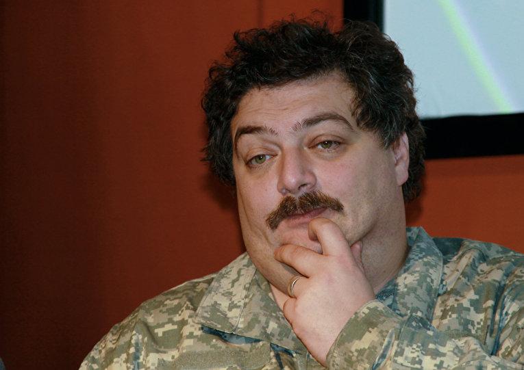 Журналист Дмитрий Быков