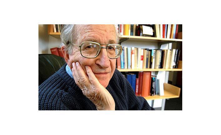 профессор Наум Хомски