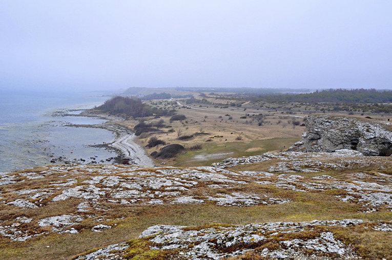 Готланд, остров в Балтийском море