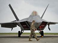 Два истребителя ВВС США F-22 «Раптор» прибыли на авиабазу «Михаил Когэлничану» в Румынии