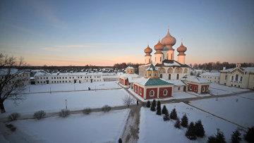 Тихвинский Богородице-Успенский мужской монастырь