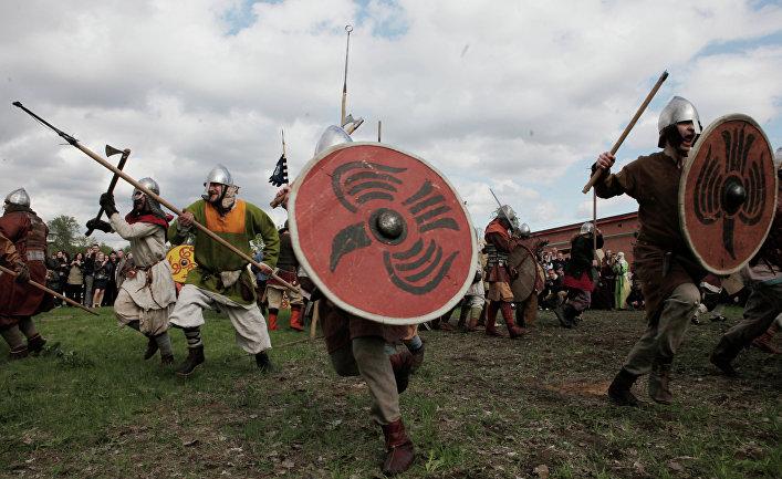 Фестиваль OPEN AIR «Легенды норвежских викингов»