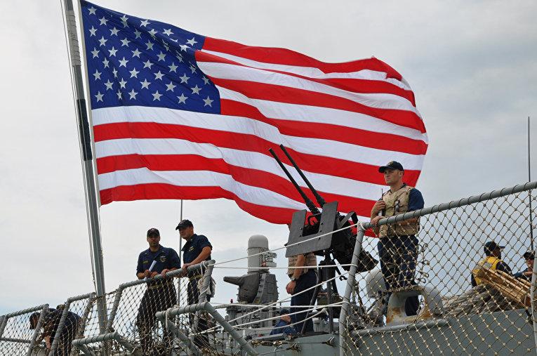 Эскадренный миноносец USS Gravely