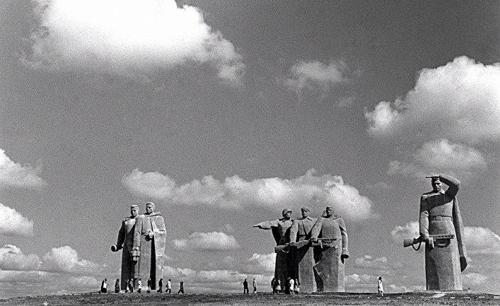 Мемориальный комплекс в честь 28 героев-панфиловцев в Московской области