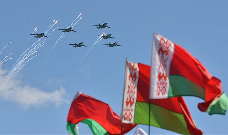 Празднование 70-летия Победы в Великой Отечественной войне 1941-1945 годов в городе-герое Минске