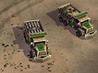 Скриншот из видеоигры Command and Conquer: Generals