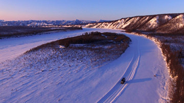 Сибирский ледяной путь