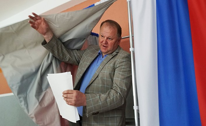 Предварительное голосование за кандидатов от партии «Единая Россия», выдвигаемых на выборы в Госдуму