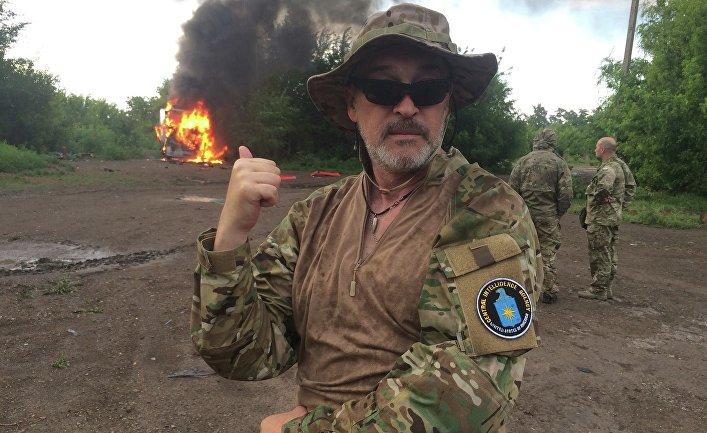 Создатель сайта «Миротворец» Георгий Тука