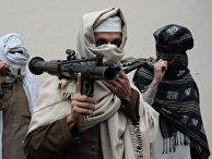"Члены движения ""Талибан"", Афганистан"