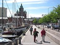 Жители Хельсинки