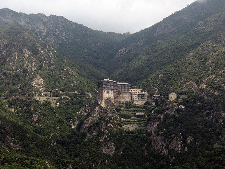Монастырь Симонопетр