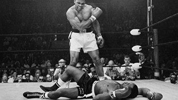Второй бой Мухаммеда Али с Сонни Листоном