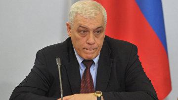 Старший вице-президент Центра политических исследований России Евгений Бужинский