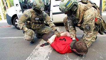 Задержание гражданина Франции на украинско-польской границе в Волынской области