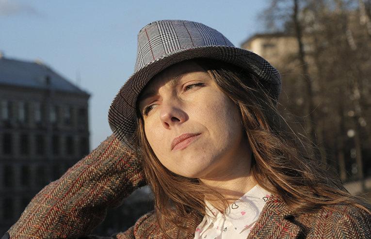 Сестра украинской летчицы Надежды Савченко Вера Савченко