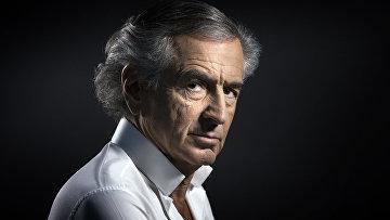 Французский философ и писатель Бернар-Анри Леви