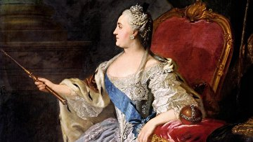 Портрет императрицы Екатерины II