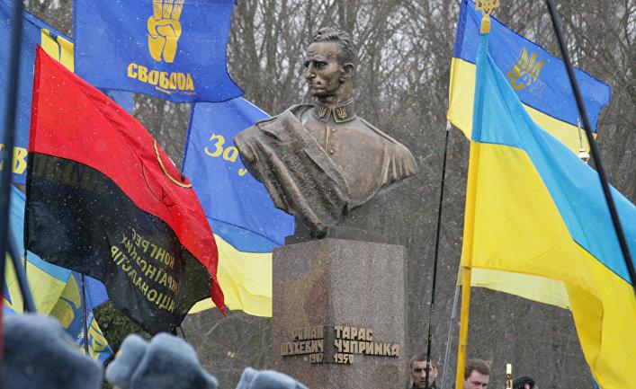 Мероприятия, посвященные 60-летней годовщине со дня гибели командира УПА Романа Шухевича