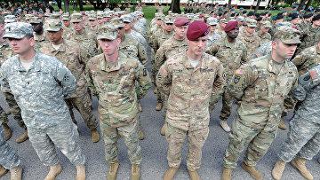 Учения НАТО «Анаконда-16» в Польше