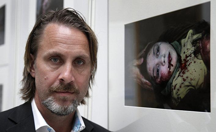 Шведский фотограф Никлас Хаммарстрём