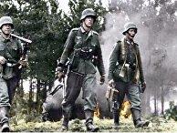 Немецкие солдаты, Вермахт