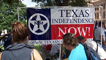 Сбор подписей в поддержку независимости Техаса